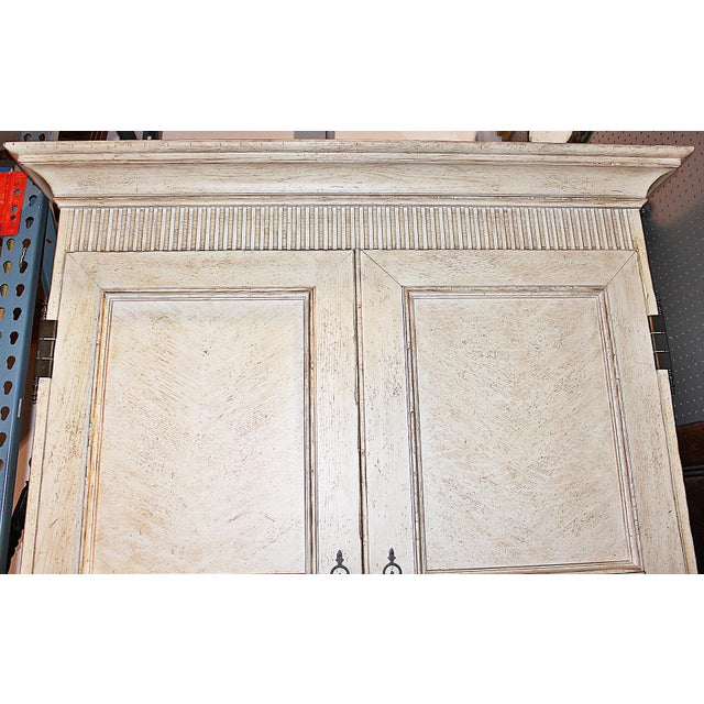 Baker Linen Press Armoire - Image 8 of 11