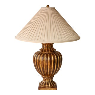 Maison Le Dauphin Urn Table Lamp