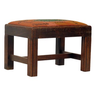 Chippendale Foot Stool