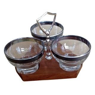 Dorothy Thorpe Condiments Set - 4 Pieces