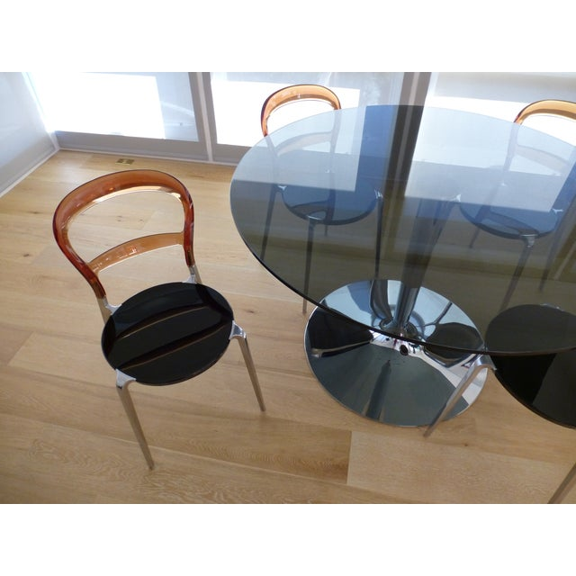 Calligaris Planet Table & Wien Chairs - Image 3 of 3