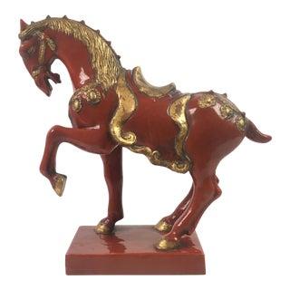 1960's Italian Ceramic Horse