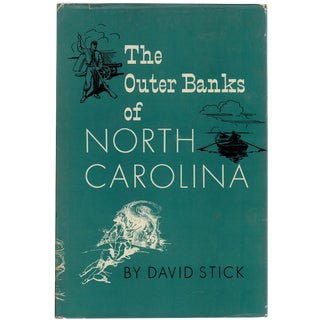 The Outer Banks of North Carolina: 1584-1958 by David Stick