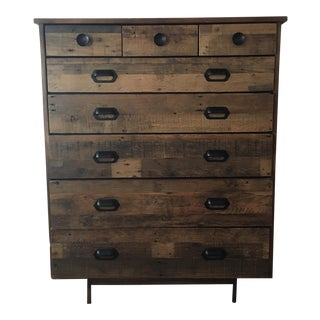 Solid Wood Brooklyn Style Dresser