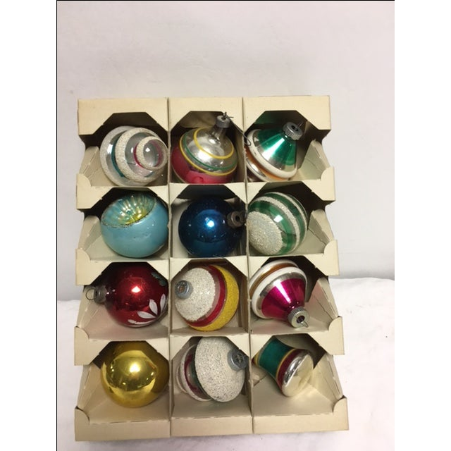 Vintage Assorted Christmas Ornaments - Set of 12 - Image 8 of 8
