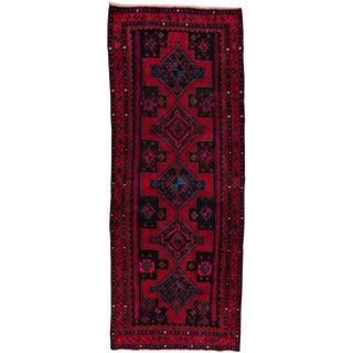 "Apadana - Vintage Persian Bidjar Rug, 5'3"" x 13'5"""