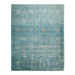 "Vibrance Collection Hand Knotted Area Rug - 9' 2"" X 11' 4"""
