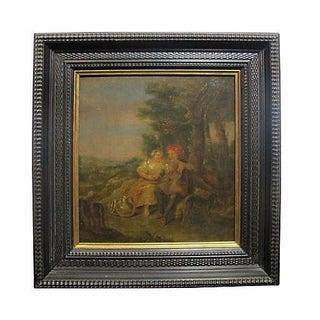 17th Century Antique Dutch Painting