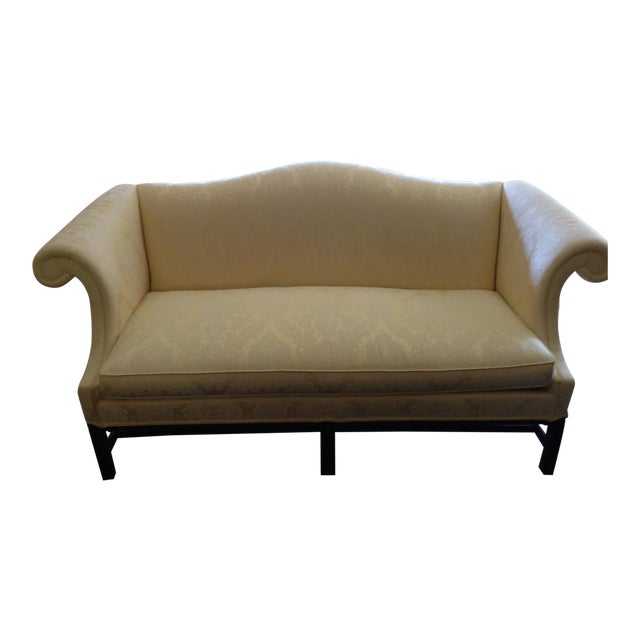 Historic James River Collection Camel Back Couch By