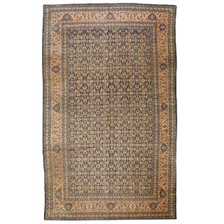 Antique Persian Bakhtiari Carpet