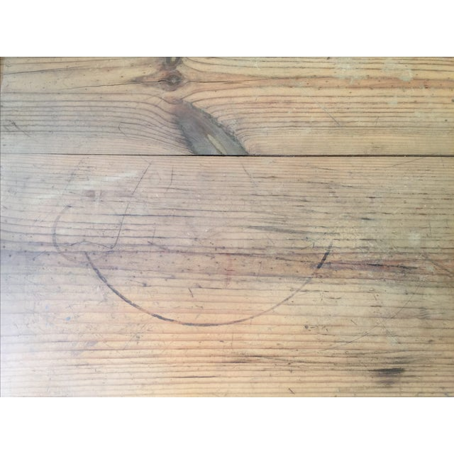Pottery Barn Dining Table - Image 9 of 10