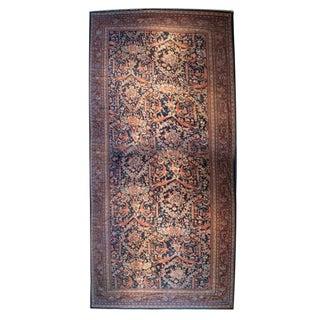 19th Century Sultanabad Carpet