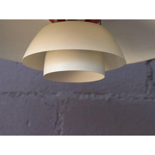 Vintage PH 4/3 Pendant Light by Poul Henningsen - Image 3 of 3