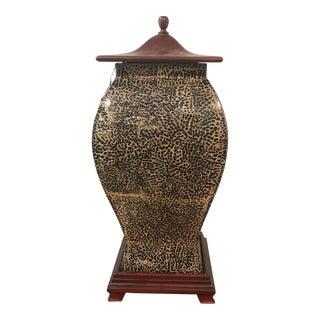 Modern SquareAsian Vase