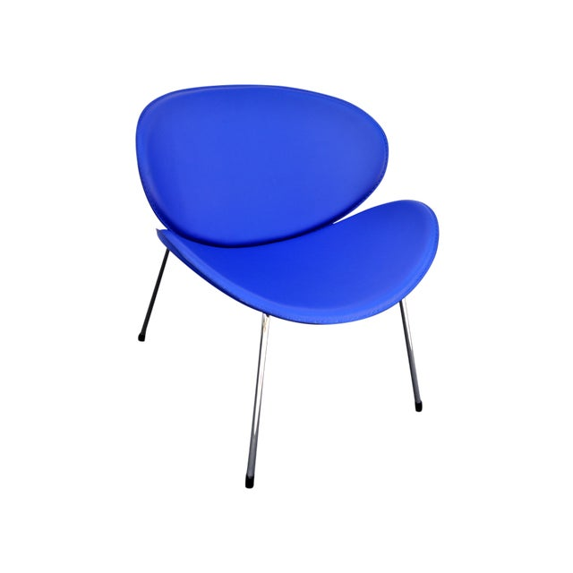 Blue Slice Chair - Image 1 of 4