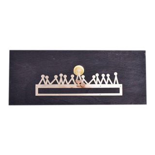 Emaus Last Supper Wall Sculpture