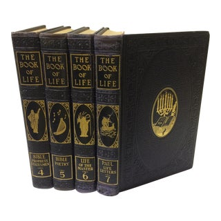 C. 1948 The Book of Life - Set of 4
