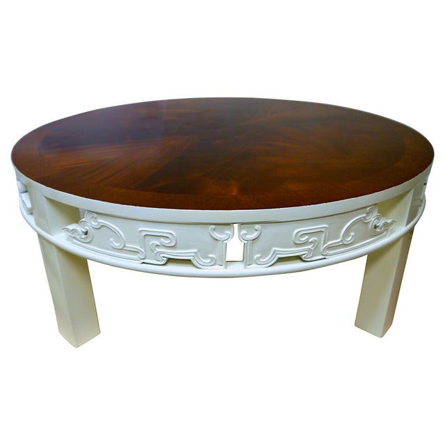 Image of 1950s Heritage Hendredon Coffee Table