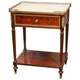19th Century French Louis XVI Side Table