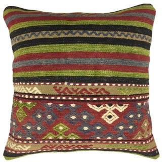 "Vintage Kilim Pillow | 20"""
