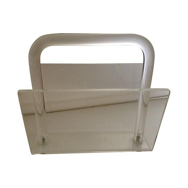 Lucite Mail Holder - Image 1 of 4