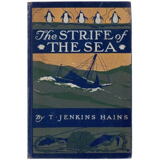 'The Strife of the Sea' Book by T. Jenkins Hains
