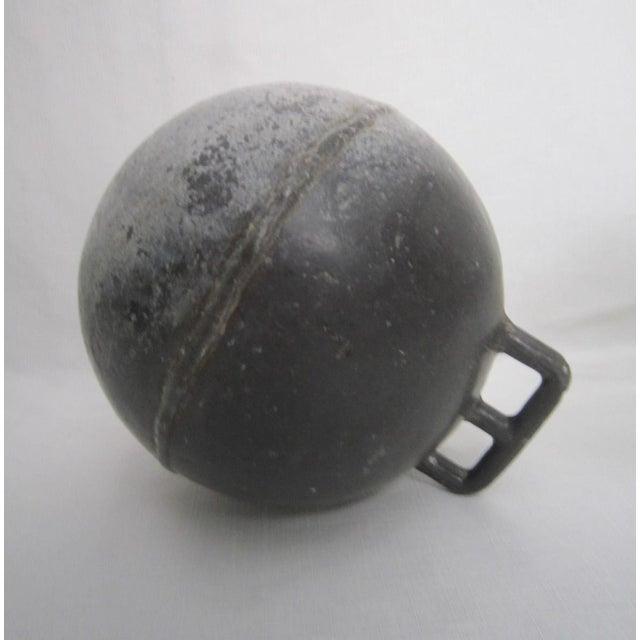 Image of Vintage Aluminum Buoy