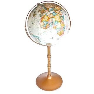 1980s Replogle World Globe