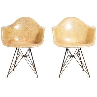 2nd Gen. 1950s Eames Zenith DAR Chairs - A Pair