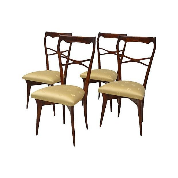 Italian Dining Chair Set - Set of 4 - Image 1 of 4