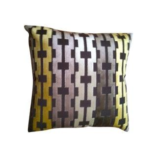 Velvety Plush Pillows - A Pair