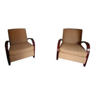 Room & Board McCreary Modern Chairs - A Pair