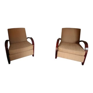 Room & Board McCreary Modern Chairs - A Pair