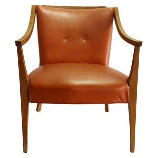 1950s Mid Century Modern Danish Style Chair