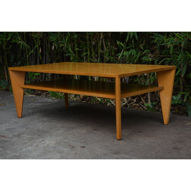 The Big Ball Coffee Table: Russel Wright For Conant Ball Coffee Table