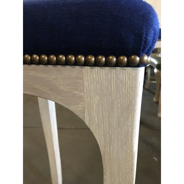 """Truex American Furniture """"Golden Gate"""" Bar Stool (Pair Available) - Image 3 of 6"""