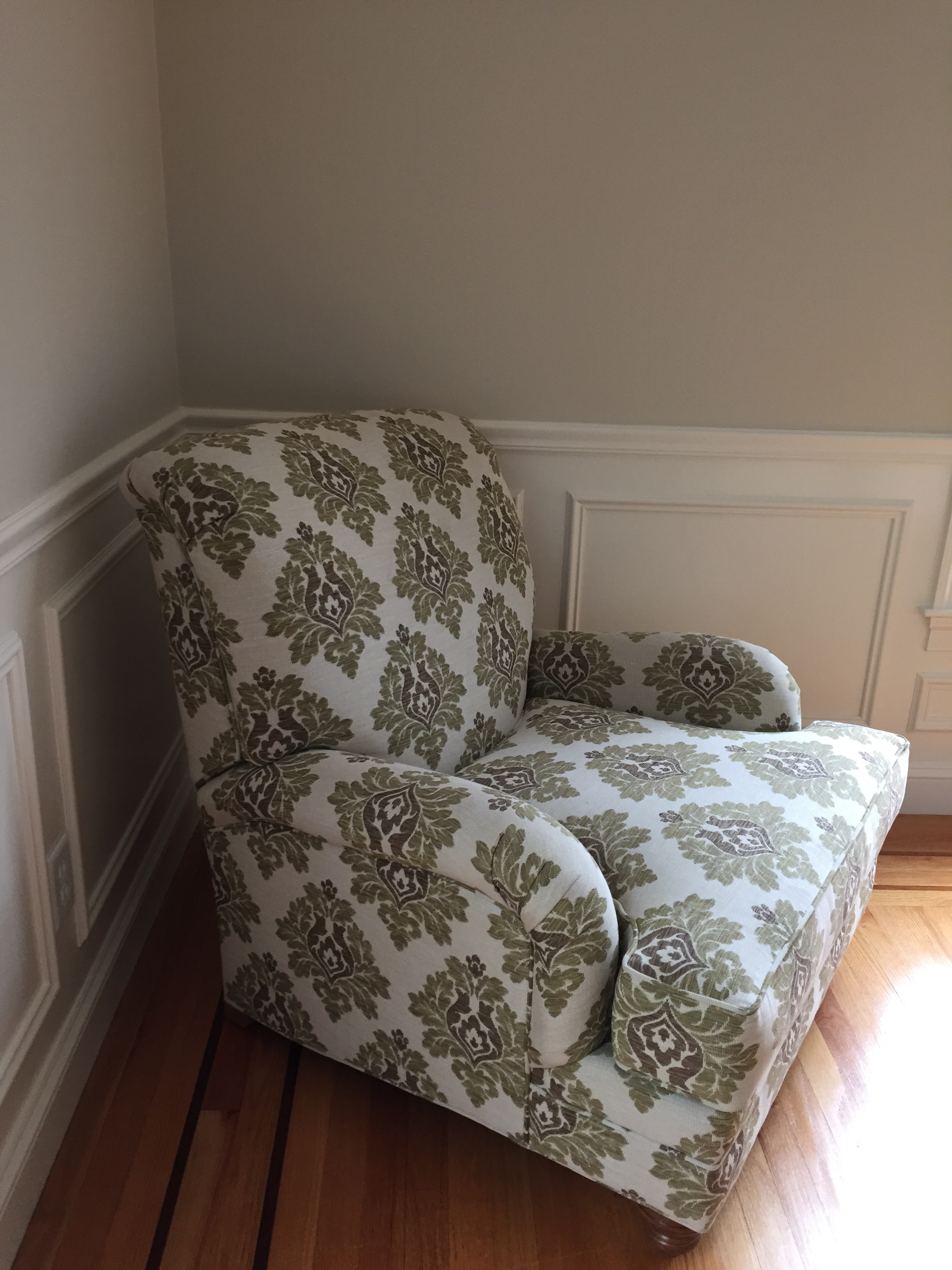 Ethan Allen Whitfield Tilt Back Chair   Image 4 Of 7
