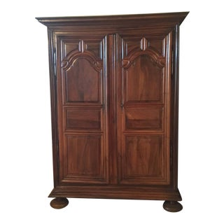 Late 17th Century Antique French Armoire