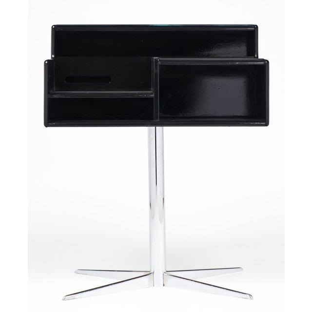 French Mid-Century Modern Telephone Table - Image 3 of 10