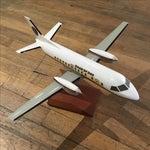 Image of Vintage Model Airplane Model