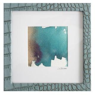 """Original """"Color Study No. 3"""" by Julia Contacessi"""