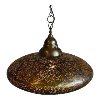 Brass Work UFO Lantern