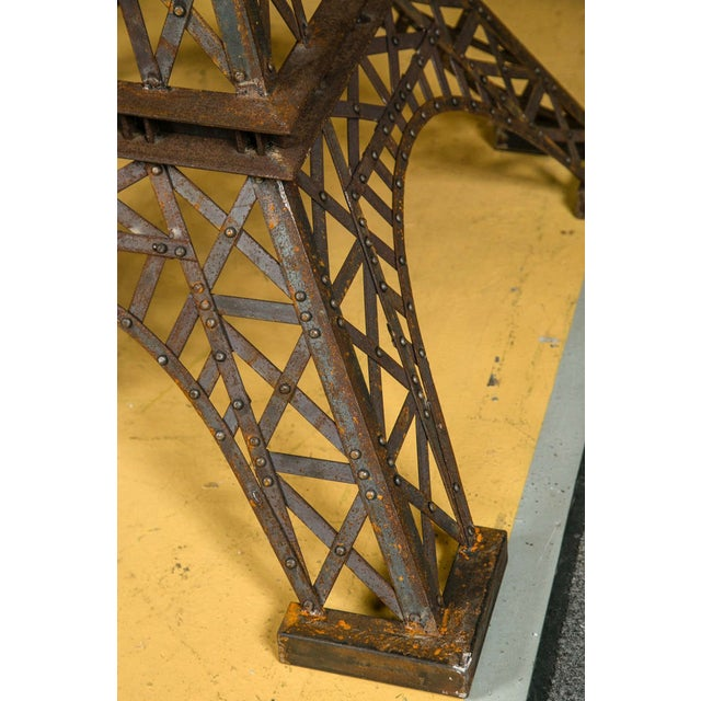 Eiffel Tower Sculpture - Image 5 of 9