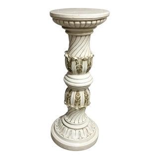 1960s Regency-Style Pedestal