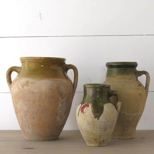 Turkish Clay Olive Jar - Image 8 of 8
