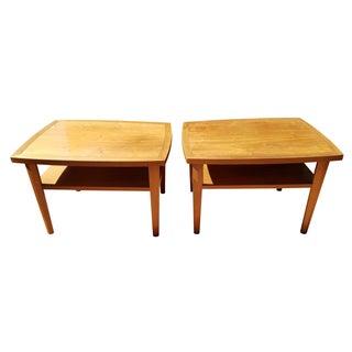 George Nakashima Widdicomb Sundra Tables - A Pair