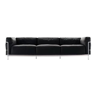 Le Corbusier for Cassina Italia Leather Sofa