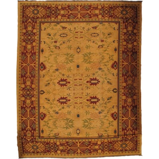 "Pasargad NY Sultanabad Wool Rug - 11'11"" X 17' 1"""