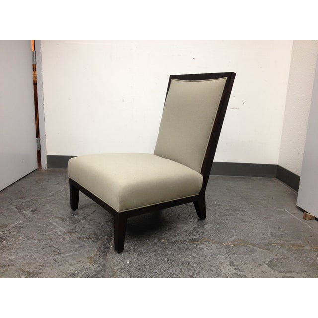 Image of Contemporary Lorin Plain Lounge Chair