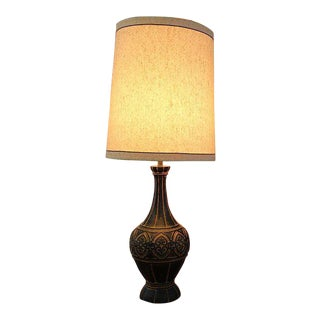 Mid-Century Modern Fortune Table Lamp